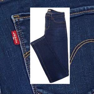 Women Levis 311 Shaping Skinny denim jeans W28 L32